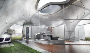 Watg Curve Appeal casa stampata in 3d 03