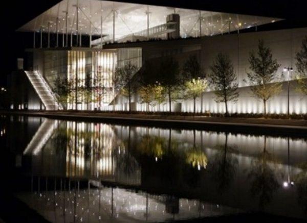 Lo stavros niarchos foundation cultural center snfcc di for Piani di fattoria ad alta efficienza energetica