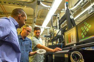 il fisico LLNL Ibo Matthews una stampante 3d metal di nuova generazione 03