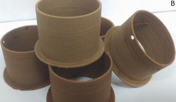 Dagli scarti della produzione dei mobili si ottengono for Materiali per mobili