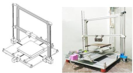 Una stampante 3d metal a basso costo utilizzando la for Design basso costo