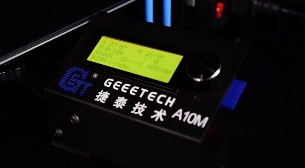 Geeetech A20m Github