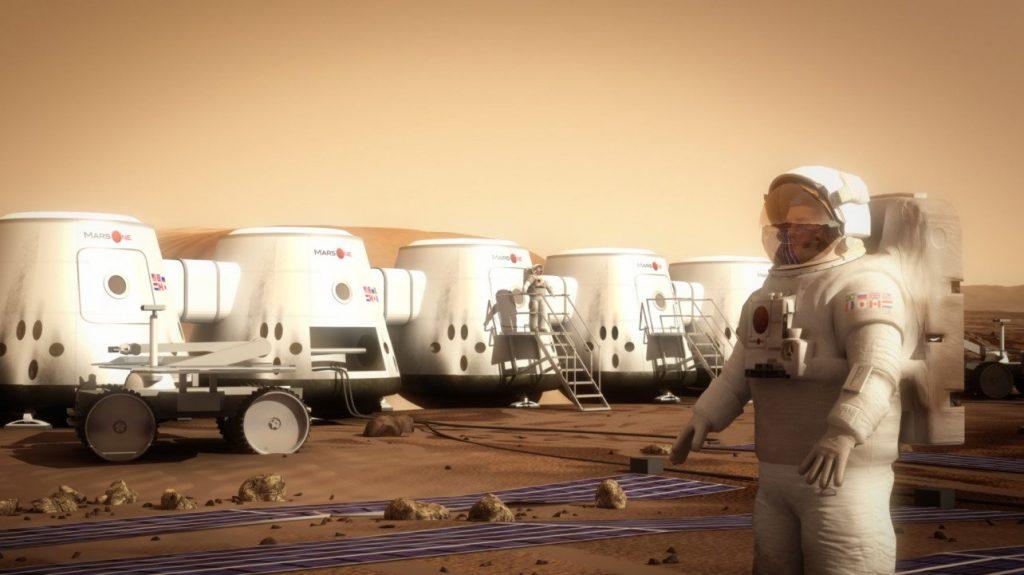 Mars One Ventures