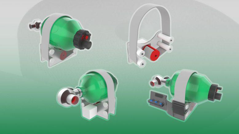 Come stampare in 3d un ventilatore polmonare - Stampare in 3D